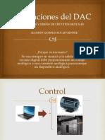 Aplicaciones Del DAC