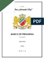 Banco de Preguntas - 6to