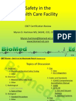 WEB- CBET - Safety in the Health Care Facility (V14) 1 Slide-Page