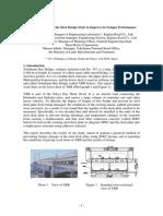 SFRC Pavement on the Steel Bridge Deck to Improve Its Fatigue Performance