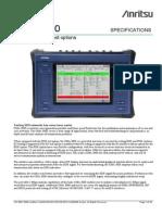 DS-CMA3000-SDH-E3_01-09 SDH
