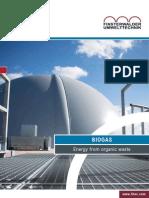 Biogas Energiefromorganicwaste