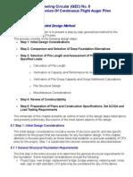 Geotechnical Engineering Circular