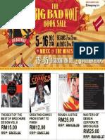big bad wolf book sales