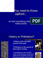 Things You Need to Know Upfront No Quiz