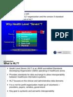 HL7 Overview