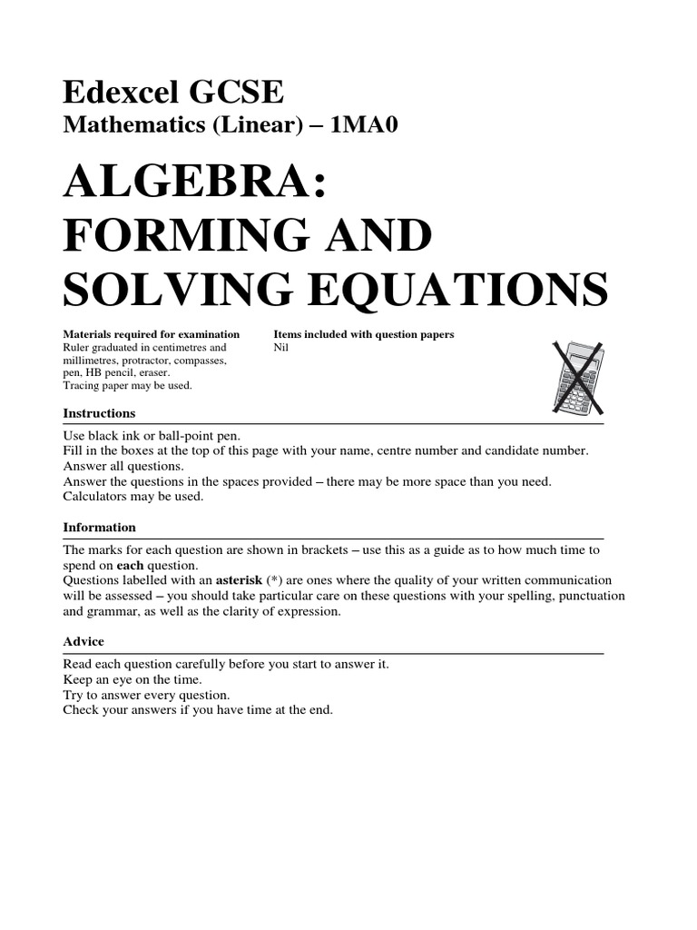 Colorful Answer To Algebra Questions Elaboration - Worksheet Math ...