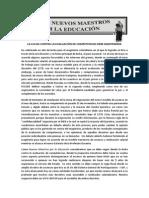 LA LUCHA CONTRA LA EVALUACIÓN DE COMPETENCIAS DEBE MANTENERSE