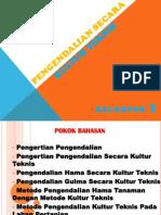 Pengendalian Secara Kultur Teknis by M.Fawzul.A.N