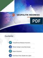 Geopolitik Dan Wawasan Nusantara