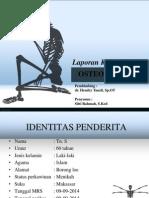 Lapsus Ppt Osteomielitis New