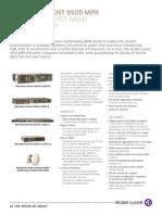 9500 Mpr r4-1 Etsi en Datasheet