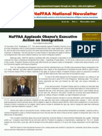 NaFFAA National November 2014