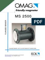 Debitm. ISOIL-MS2500