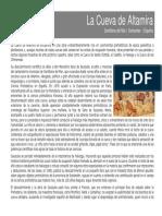 Arqueologia Altamira