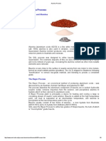 Alumina Process