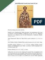 Acatistul Sfântului Ierarh Ioan Gură de Aur