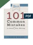 101 Mistakes in English Grammar
