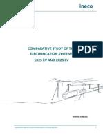 INECO Comparative Study 1x25 - 2x25