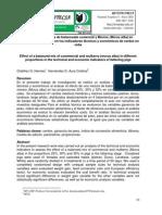Efecto de una mezcla de balanceado comercial y Morera (Morus alba) en diferentes proporciones en los indicadores técnicos y económicos de cerdos en ceba