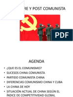 CHINA PRE Y POST COMUNISTA.pptx