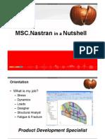 Nastran in a Nutshell