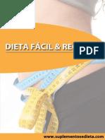 e Book Dieta Facil e Receitas