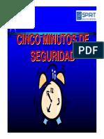 Charlas de 5 Minutos de Seguridad 101010