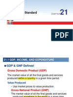 Lecture 17 (GDP Std of Living)