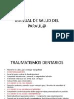Manual de Salud Del Parvul@