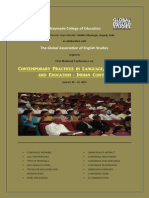 Call for Proposals - Waymade College of Education