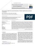 An economic model for tourism destinations_Product sophistication and price coordination.pdf