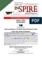 InSpire - December 1, 2014
