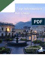 ecuador info kit