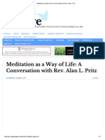 The Edge Magazine Features Interview with Alan L. Pritz