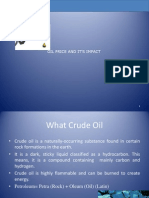 Oil Price & Impact