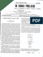 Calculo Mecanico de Postes Madera