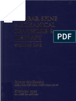 The Lumbar Spine Mechanical Diagnosis & Therapy