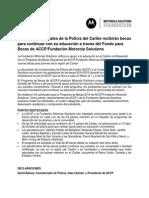News ReleaseACCP Motorola 2014 ACCP Final-SPANISH