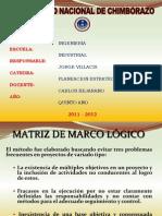 Planeacion Estrategica Metodo Marco Logico