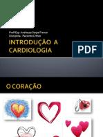Aula de Anatomia e Fisiologia Cardíaca