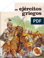 Peter Connolly - Los Ejercitos Griegos