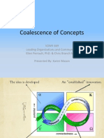 coalescence of concepts