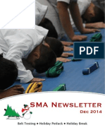 Dec '14 Newsletter