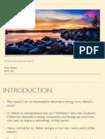 writ 150 final presentation pdf