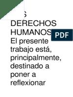 Los Derechos Humanos Releva