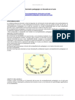 Acompanawww.monografias.com  Acompañamiento pedagógico al docente en el aulamiento Pedagogico Aula