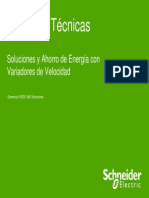 Soluciones y Ahorro de Energia