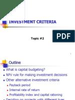 ICF_Lecture 2_Investment Criteria (1)
