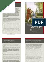 Composer Mozart Booklet